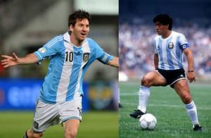 Maradona | Messi