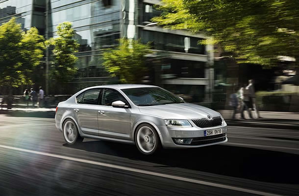 Skoda octavia limited edition