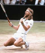 Borg i migliori tennisti