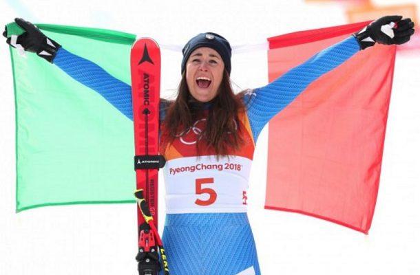 Blocco sport for Xxiii giochi olimpici invernali di pyeongchang medaglie per paese